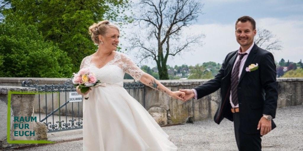 glückliche Ehe - Nähe und Distanz