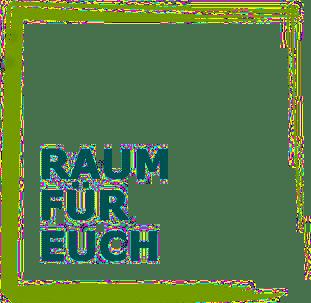 Logo Raum fu r Euch transparent