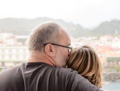 Kinder loslassen Krise Paar