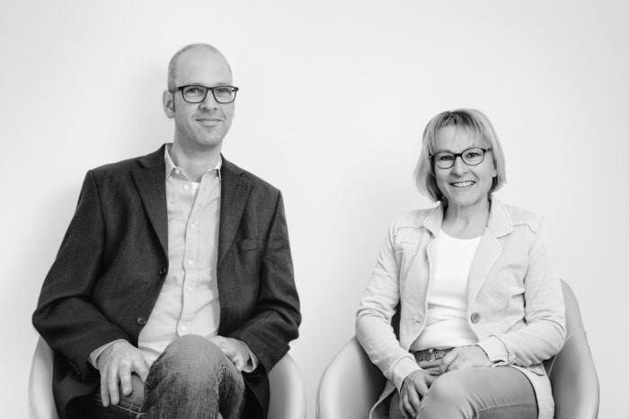 Alexander Klose und Maren Sörensen von Raumfüreuch - Paartherapie Online