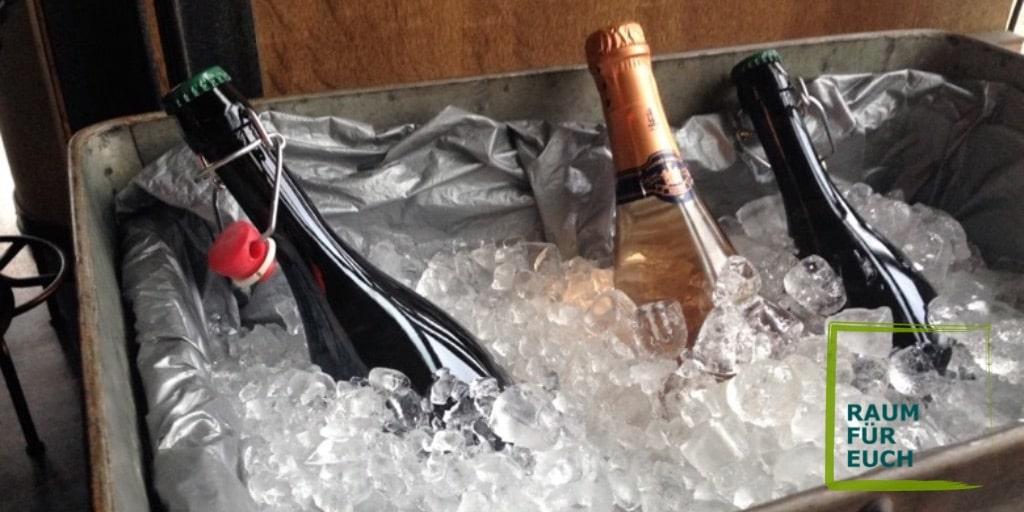 Erfolge feiern - Unternehmerpaar