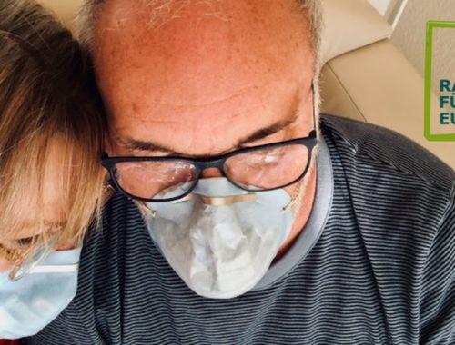 Corona-Krise Partnerschaft Pandemie