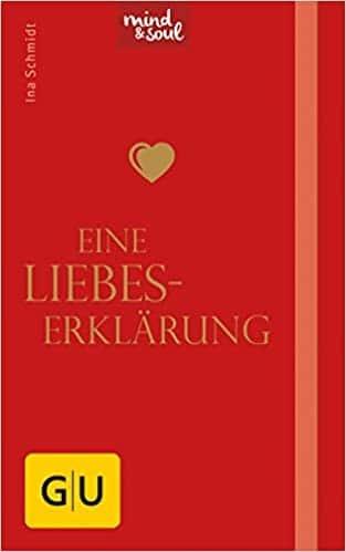Eine Liebeserklärung - Ina Schmidt