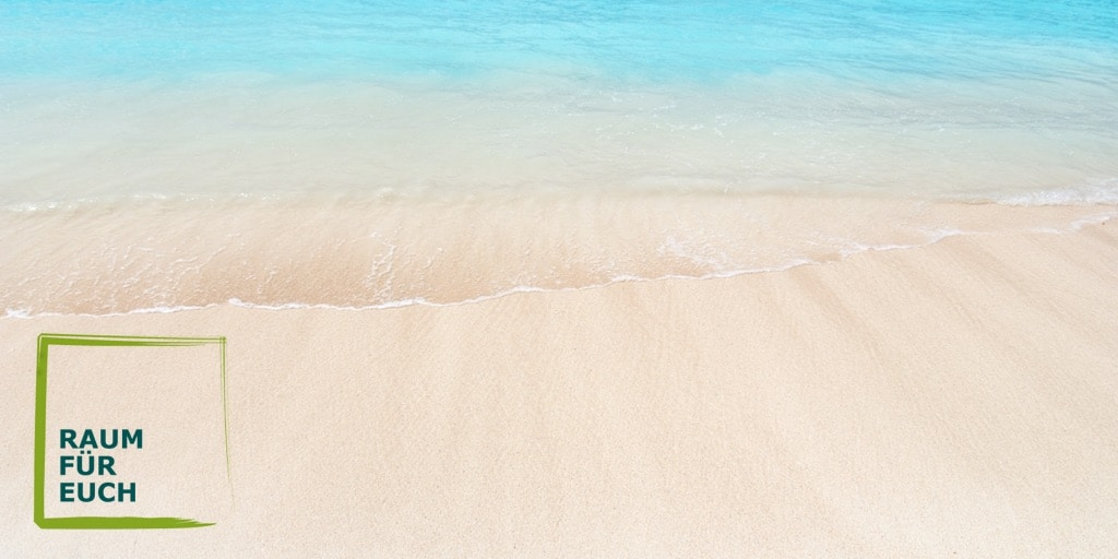 Veränderung Strand