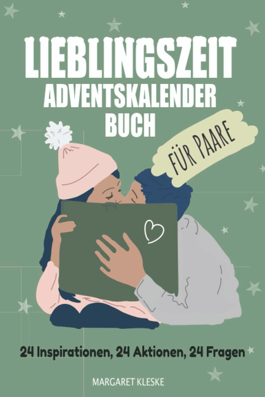Adventskalender für Paare - Buch